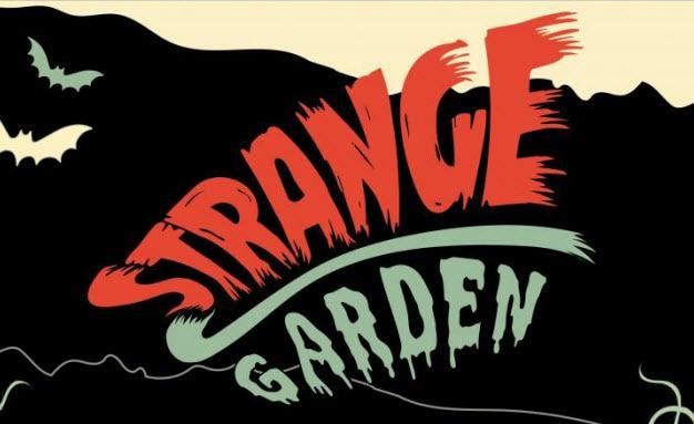 Desert Botanical Garden - Strange Garden