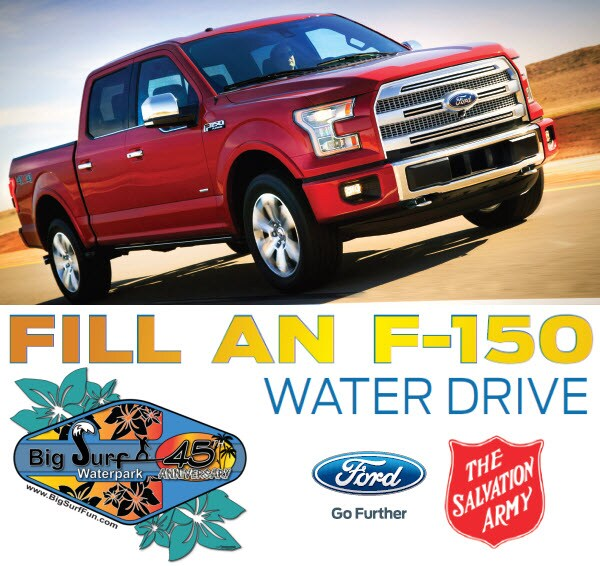 Join Camelback Ford in a bottled water drive benefitting the Salvation Armyu0027s Extreme Heat Hydration Program! We all know how hot it gets over the summer in ... & Camelback Ford Blog - Ford News markmcfarlin.com