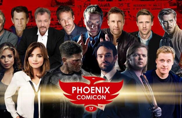 2017 Phoenix Comicon