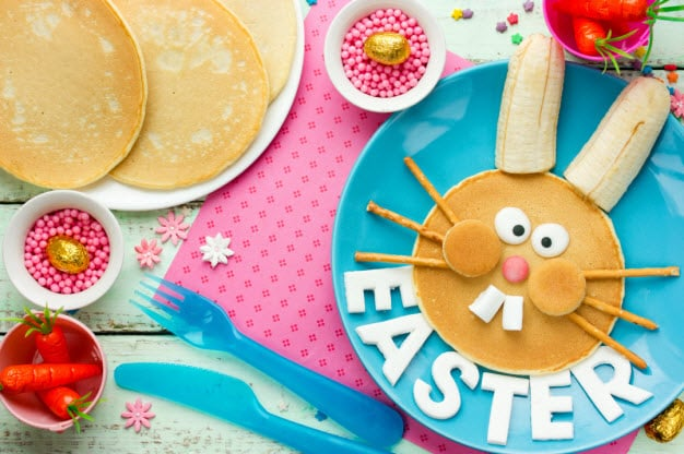 Breakfast - Easter Bunny