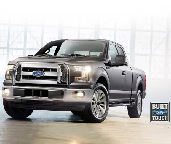 Test Drive the 2015 F-150 Before Anyone Else & Enter