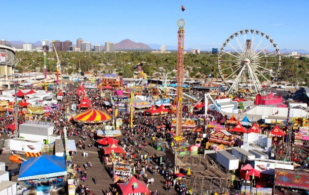 Spend Your Weekends At The Arizona State Fair Camelback Ford