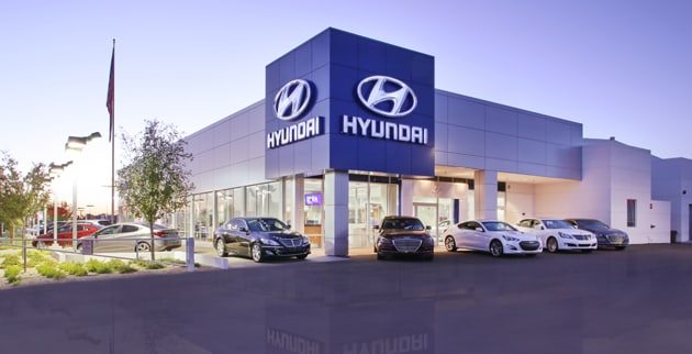 About Camelback Hyundai Hyundai Dealer Phoenix Az