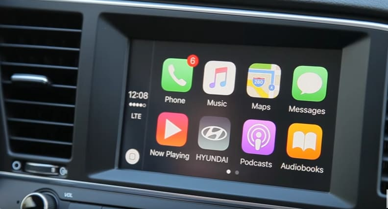 Hyundai Voice Command System
