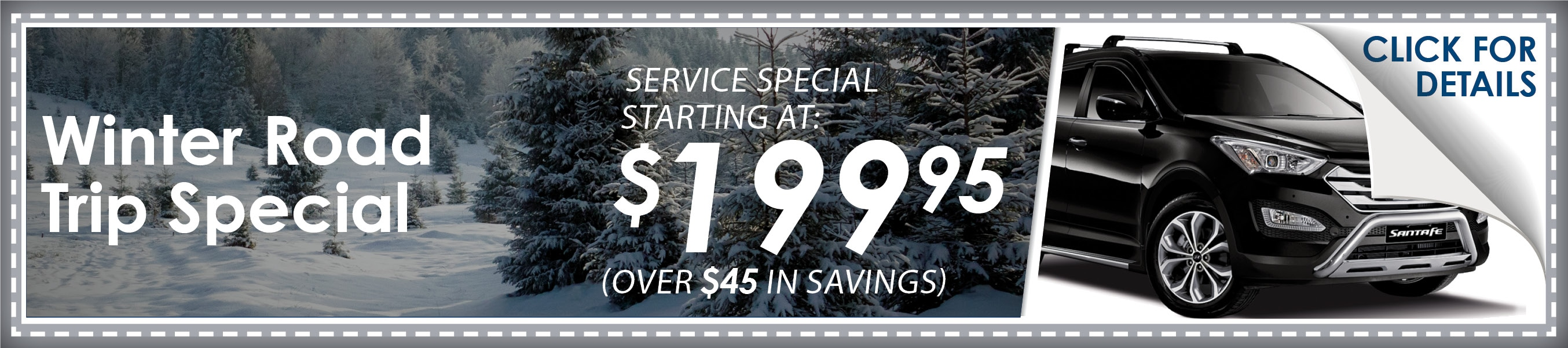 Winter Special Coupon, Phoenix