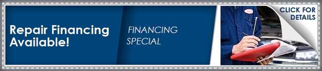 Repair Financing Coupon, Phoenix