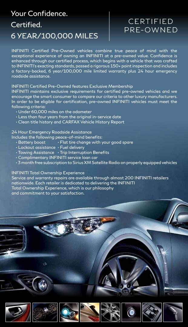 Infiniti Certified Pre Owned >> Certified Pre Owned Infiniti Cars Phoenix Az One Owner Infiniti