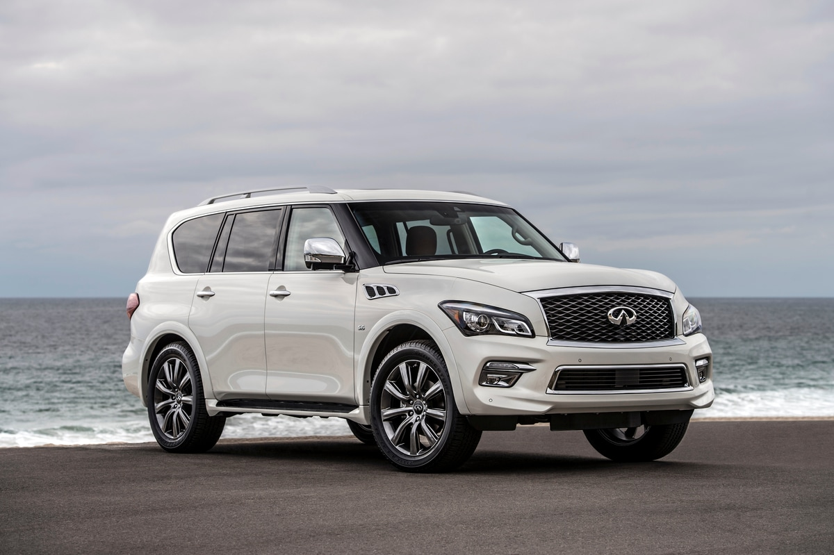 INFINITI QX80 Special Edition