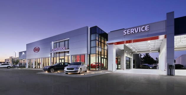 Kia Dealership Amp Service Center About Camelback Kia
