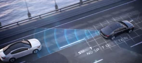 Cadenza Blind Spot Detection
