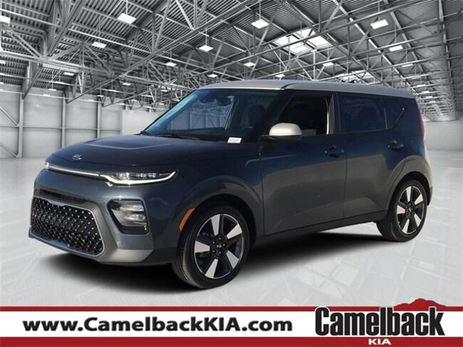 Kia For Sale >> New 2020 Kia Soul Ex For Sale In Phoenix Az K10134 Phoenix New