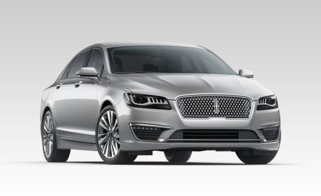 2017 Lincoln Mkz Mkx Named Top Safety Picks