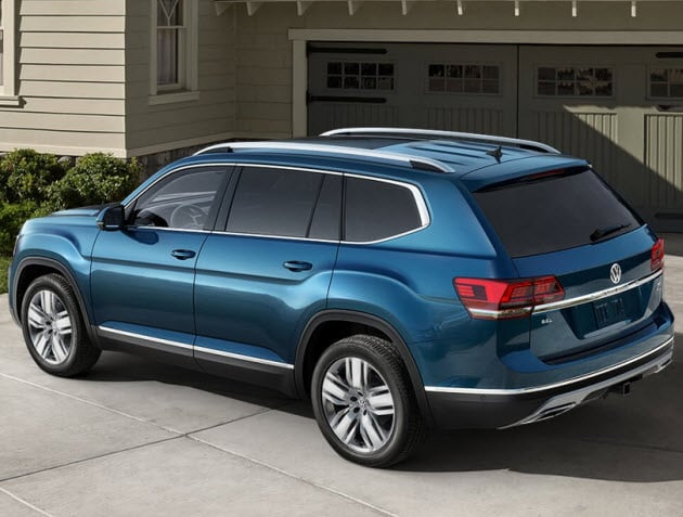 2018 VW Atlas Food Network Star