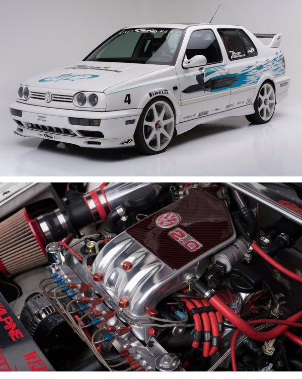 The Fast Amp The Furious Vw Jetta Going On Auction In Scottsdale