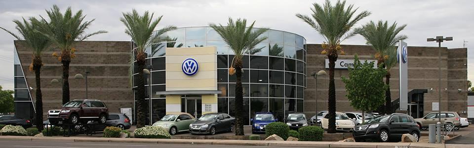 About Camelback VW | Volkswagen New & Used Cars | Phoenix, AZ