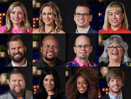 Food Network Star contestants season 13