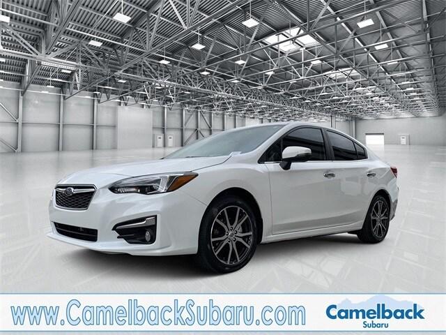 2019 Subaru Impreza 2.0i Limited Sedan