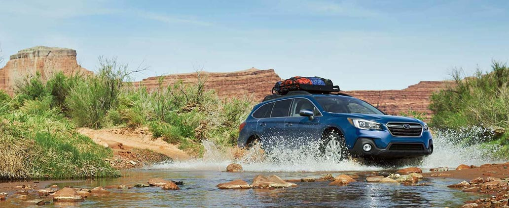Subaru Top Adventure Brand