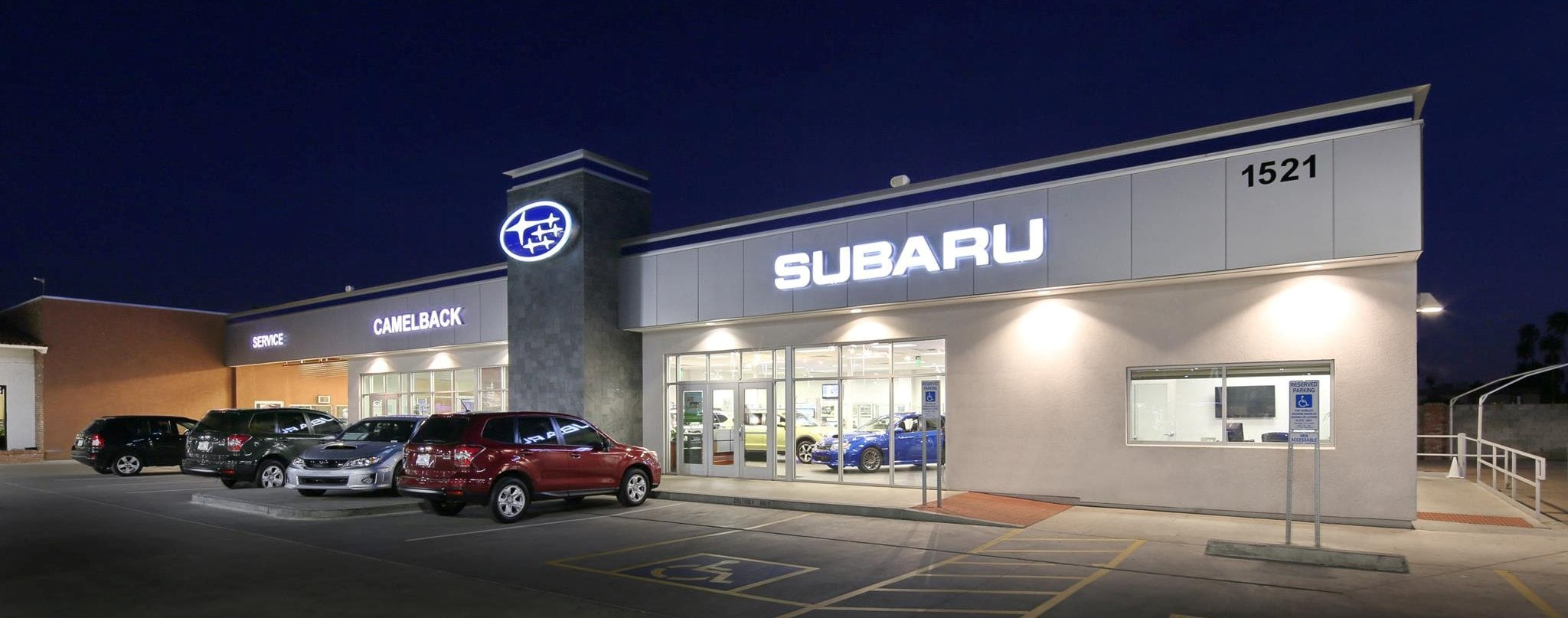 Camelback Subaru Dealer Subaru Finance Service In Phoenix