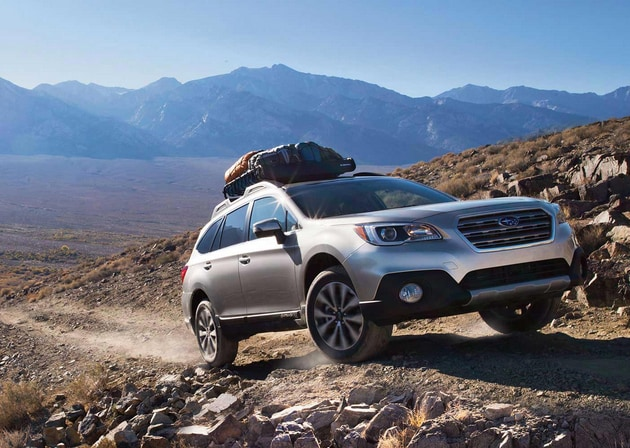 Best Subaru Outback Year >> 2017 Subaru Outback Named A Best Car For Families