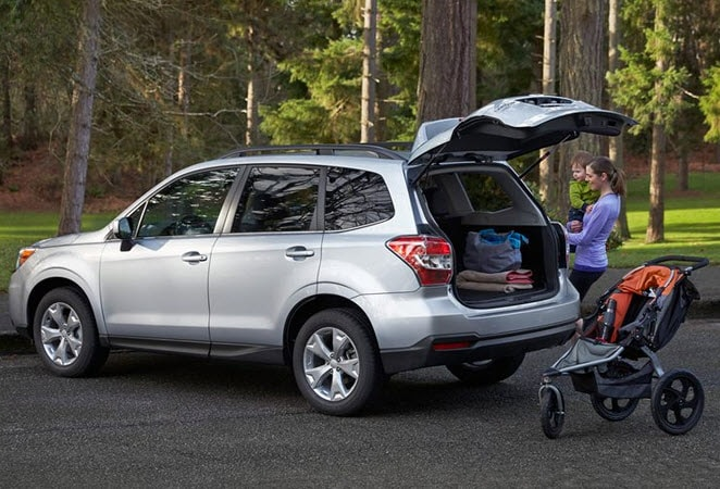 2015 Subaru Forester Now Available Offers More Features