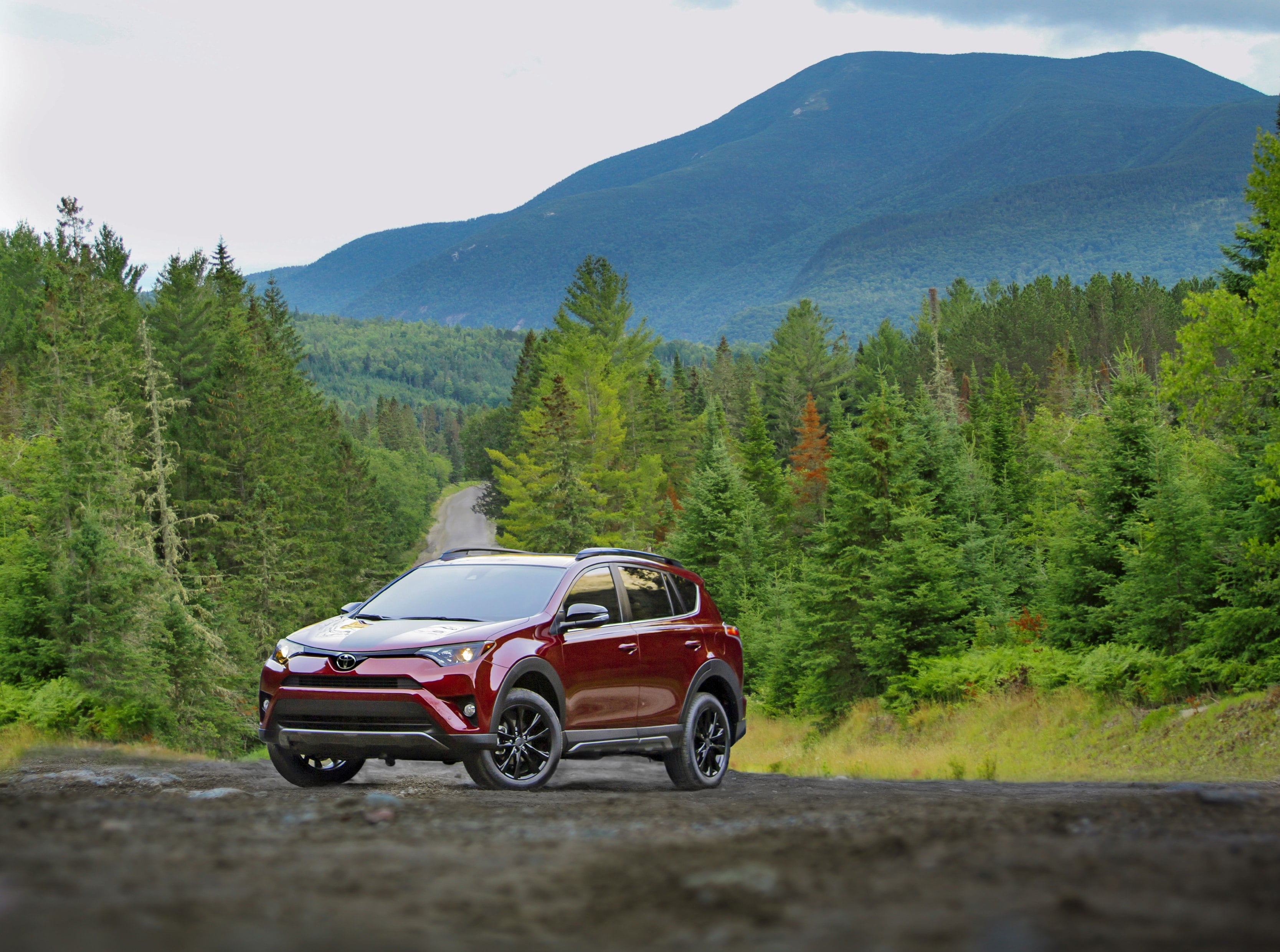 Video see the all new 2018 rav4 adventure in action publicscrutiny Images