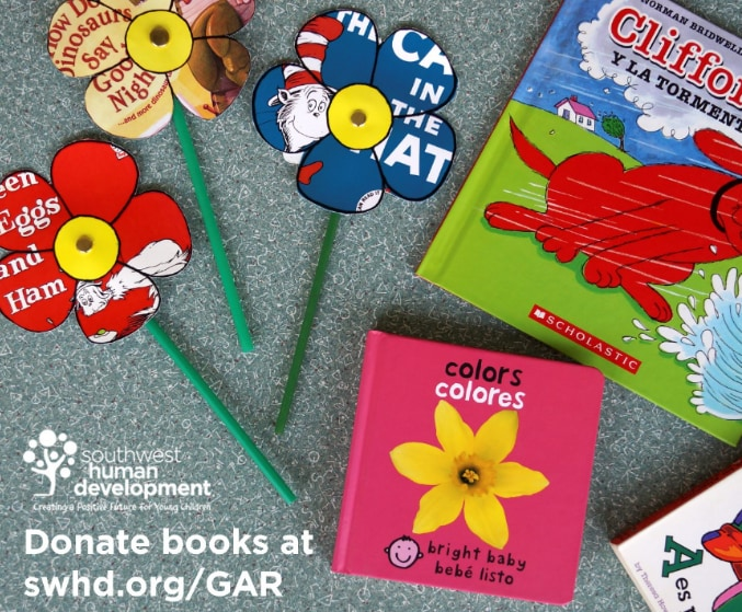 Grow a Reader Book Donations in Phoenix