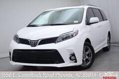 New 2019 Toyota Sienna SE 7 Passenger Van