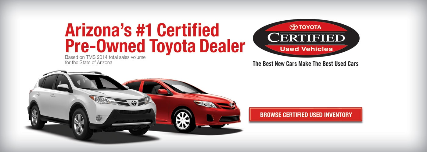 Toyota Dealer Serving Scottsdale Dealership Sales
