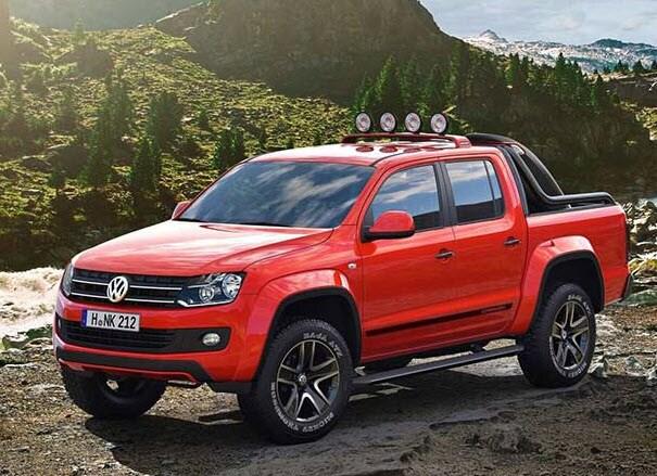 Volkswagen Reconsiders U S Pickup Truck Phoenix Vw News