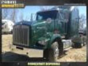 KENWORTH T-800 2011