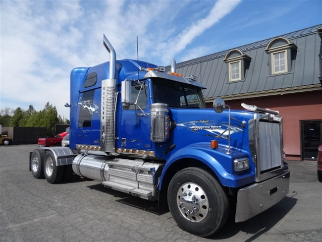 2012 WESTERN STAR 4900 SA  56'' BED 1 LIT - -
