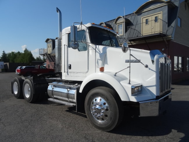 2006 KENWORTH T800 3/4 LOCK