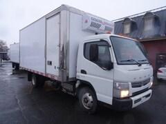2012 MITSUBISHI FUSO FE 160 - 2½ tonnes-bte 16'8''-reefer ATC