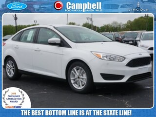 2018 Ford Focus SE SE  Sedan
