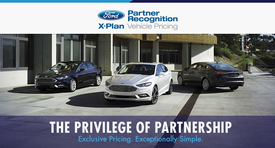 Ford x plan partner recognition