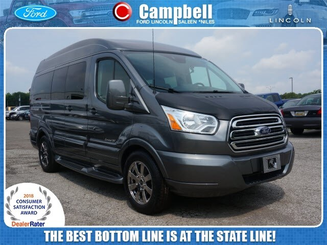2015 Ford Transit Cargo 150 150  SWB Low Roof Cargo Van w/60/40 Passenger Side