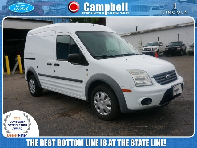 2011 Ford Transit Connect Cargo Van XLT XLT  Cargo Mini-Van w/o Side and Rear Glass
