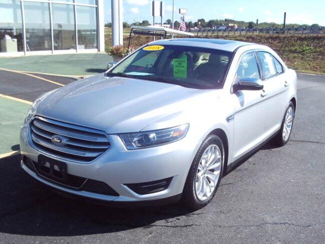 2018 Ford Taurus Limited Sedan