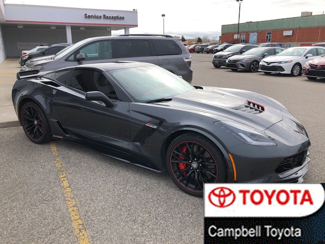 2017 Chevrolet Corvette Z06 3LZ--HENNESSEY HPE750 Coupe