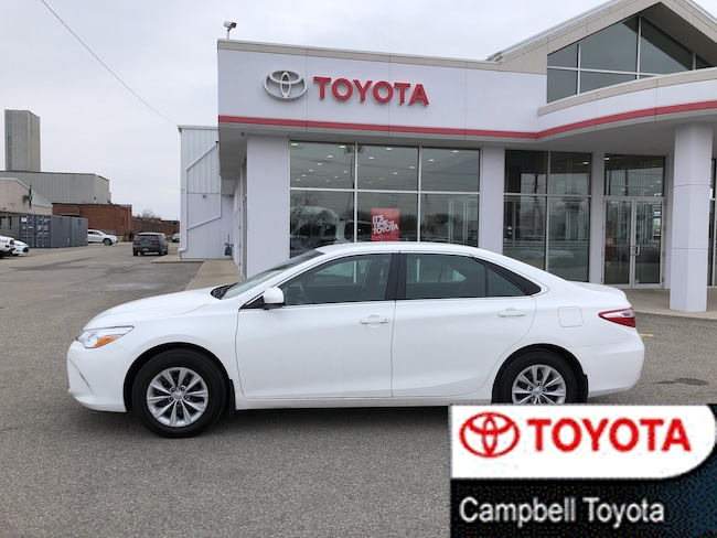 2017 Toyota Camry LE--$173 BI-WEEKLY WITH WARRANTY-READ DETAILS Sedan