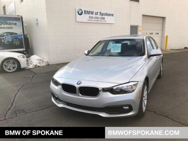New 2017 BMW 320i xDrive Sedan Spokane, WA