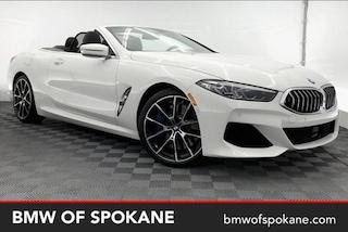 New 2019 BMW M850i xDrive Convertible Spokane, WA
