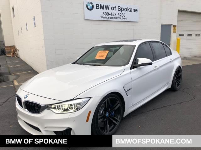 New Bmw M3 In Spokane Wa Inventory Photos Videos Features