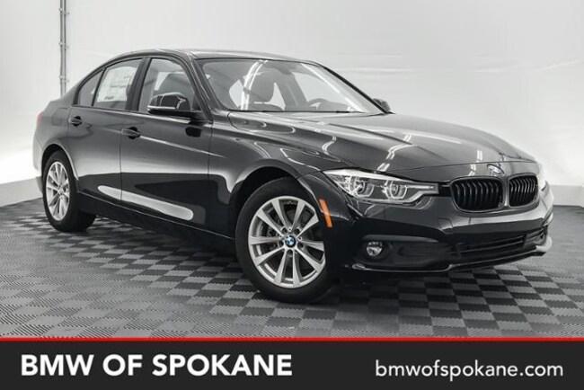 New 2018 BMW 320i xDrive Sedan Spokane, WA