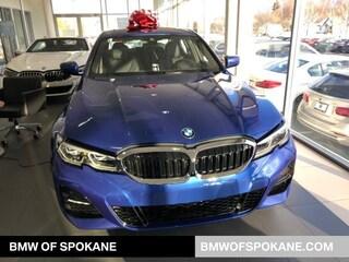 New 2019 BMW 330i xDrive Sedan Spokane, WA