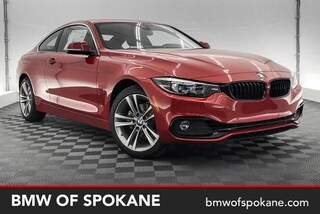 New 2019 BMW 430i xDrive Coupe Spokane, WA