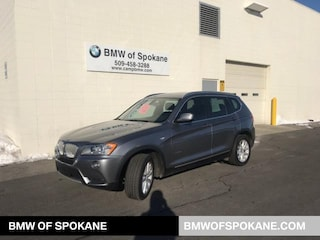 Used 2012 BMW X3 xDrive28i SAV Spokane, WA