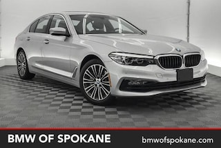 Certified Pre-Owned 2018 BMW 530i xDrive Sedan Spokane, WA