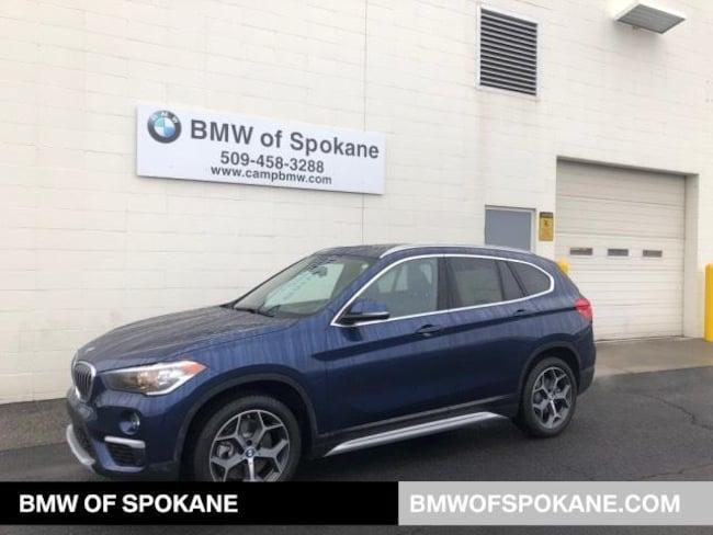 New 2018 BMW X1 xDrive28i SAV Spokane, WA